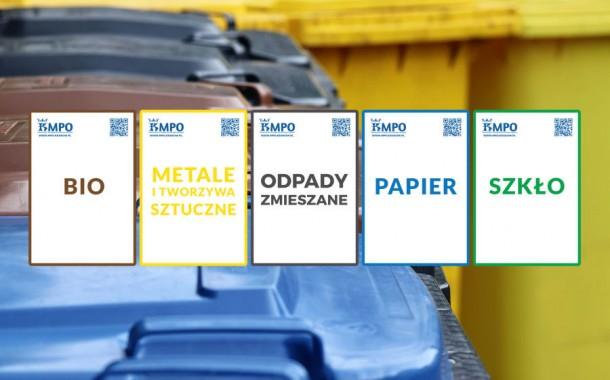 Od 1 kwietnia nowe zasady segregacji odpadów