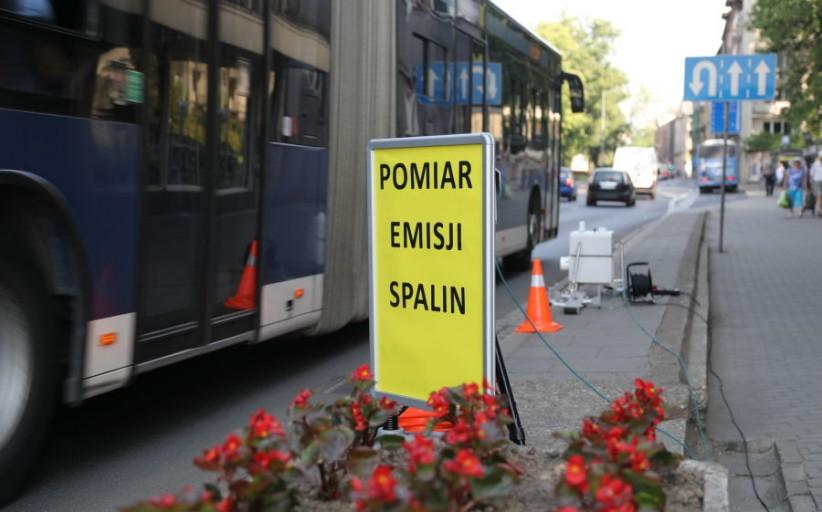 Innowacyjne badania spalin w Krakowie