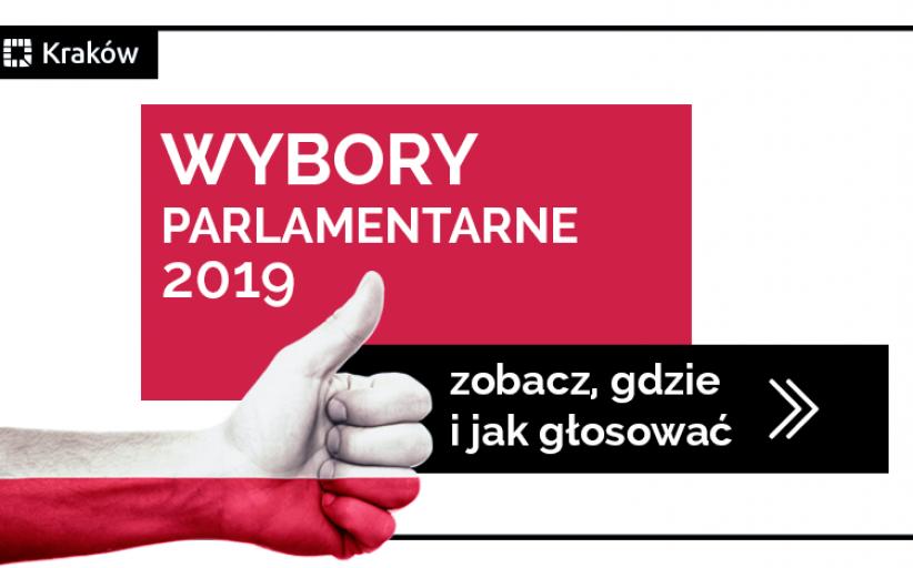 Wybory parlamentarne w Krakowie