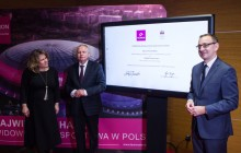 TAURON Arena Kraków kontynuuje współpracę ze sponsorem tytularnym