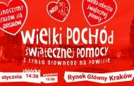 28. Finał Wielkiej Orkiestry Świątecznej Pomocy w Krakowie