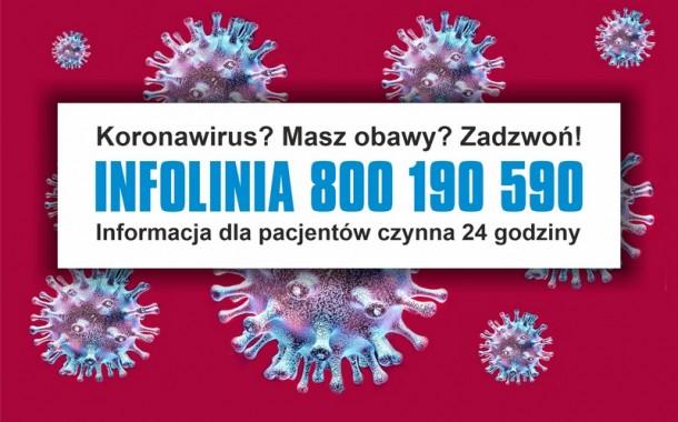 Kraków przygotowany na koronawirusa