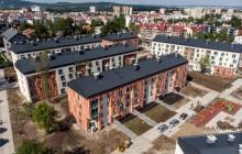 Coraz więcej mieszkań w Krakowie
