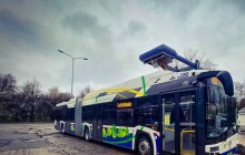 Linia nr 144 wyłącznie z nowymi autobusami elektrycznymi