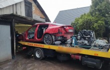 Szajka samochodowych złodziei rozbita przez krakowskich policjantów