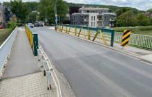 Most na ulicy Piastowskiej zamknięty