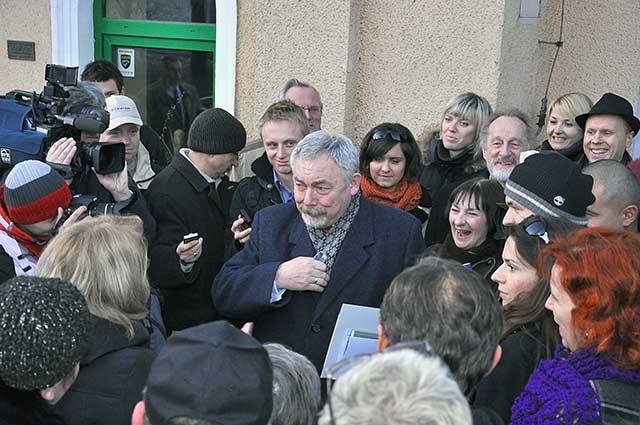 Mieszkańcy Swoszowic spotykają się z Prezydentem