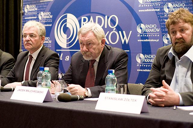 ?Marka KRAKÓW ? wizerunek i reputacja naszego miasta w Polsce i na świecie? ? debata kandydatów