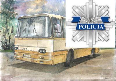Rzepiennik Strzyżewski - Ukradł autobus i spowodował kolizję mając ponad 2 promile.
