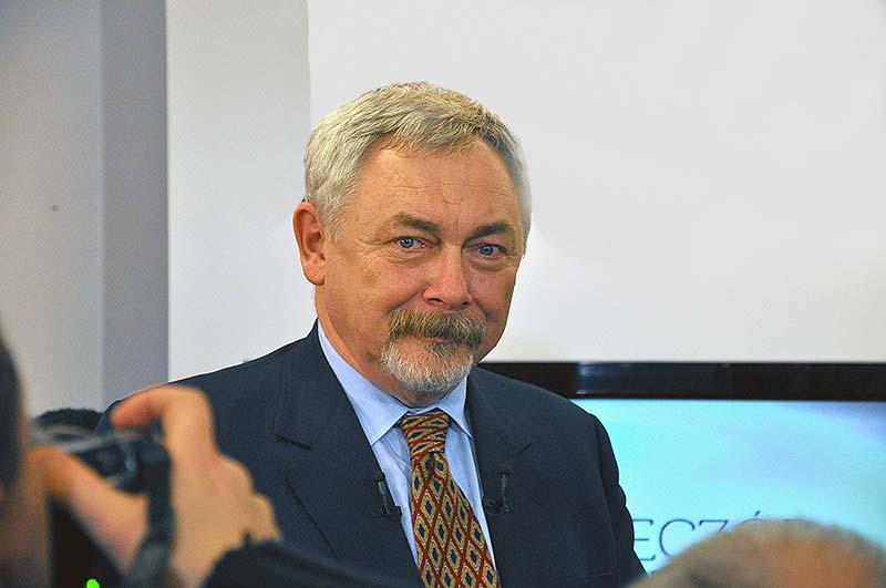 Prezydent Jacek Majchrowski złoży ślubowanie