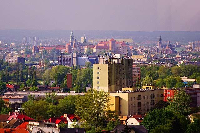 Kraków najlepszym miastem Europy
