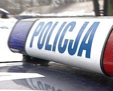 Zabierzów - Podczas interwencji agresywny mężczyzna zaatakował nożem policjantów.