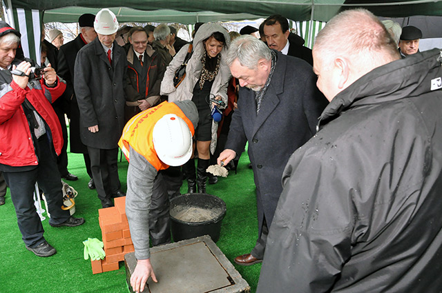 W Krakowie powstaje Centrum Cyklotronowe Bronowice