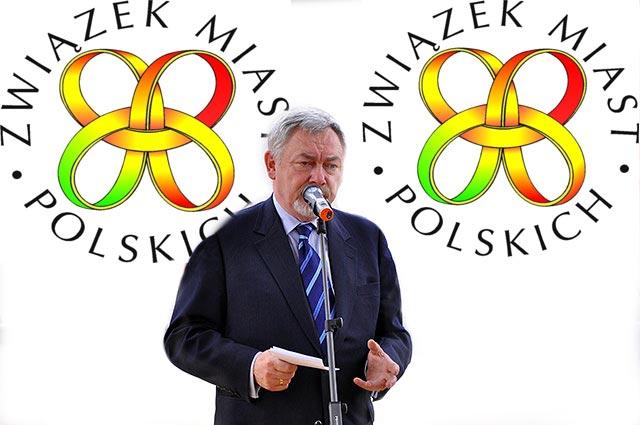 Prezydent Jacek Majchrowski wiceprezesem Związku Miast Polskich