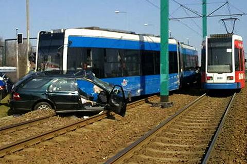 Tragiczny w skutkach wypadek na ul.Witosa
