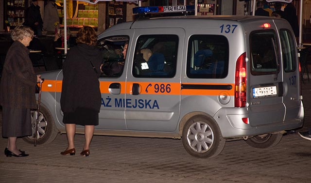 Strażnicy poszukiwali zaginione dzieci