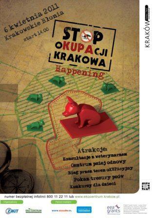 Stop oKUPAcji Krakowa