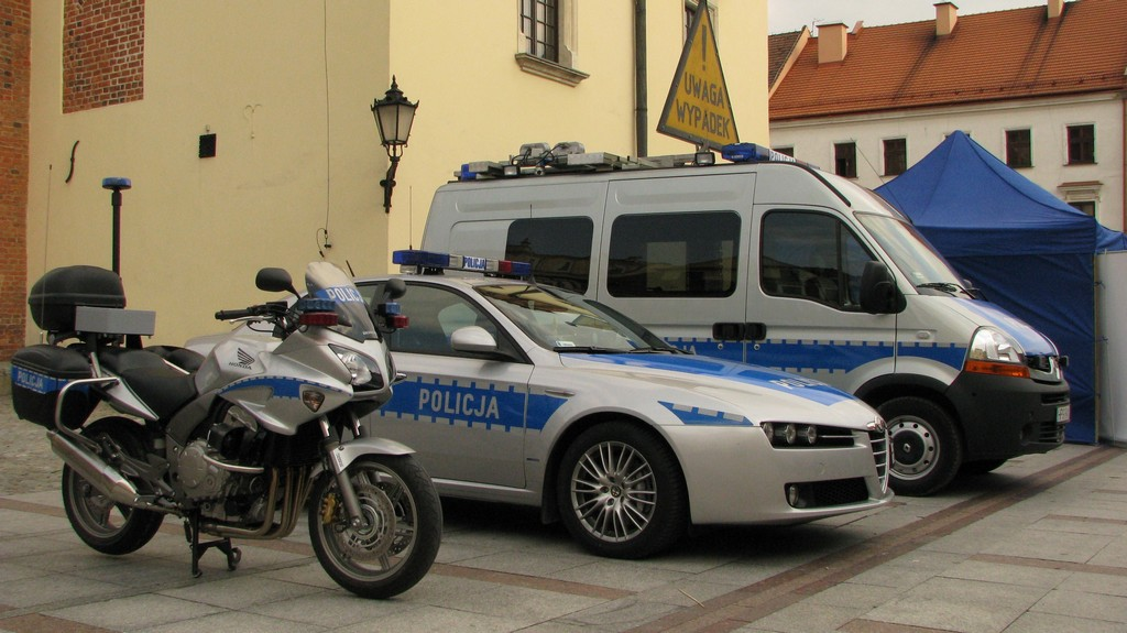 Nowy sprzęt na wyposażeniu tarnowskiej Policji