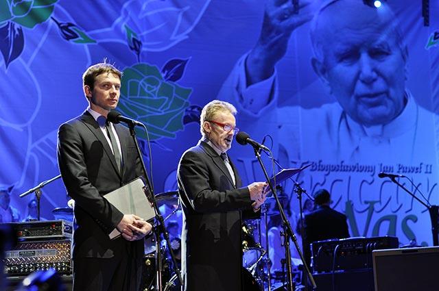 ?Wracam do was - Błogosławiony Jan Paweł II? - koncert ( Video + zdjęcia )