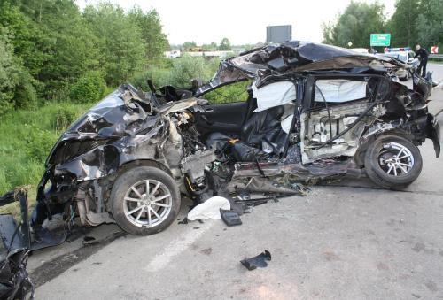 Apel do kierowców! Tragiczna środa na małopolskich drogach - zginęło 5 osób!!!