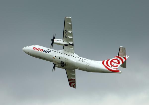 Eurolot wraca na trasę do Poznania