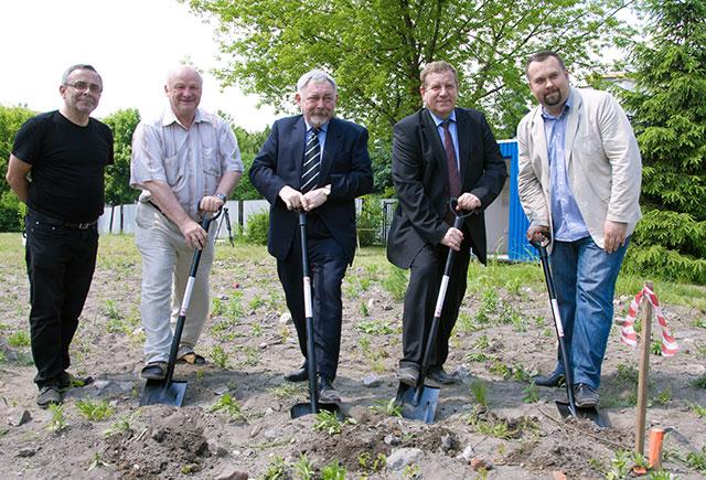 Żłobek przy Majora - Rozpoczęły się prace związane z odbudową żłobka