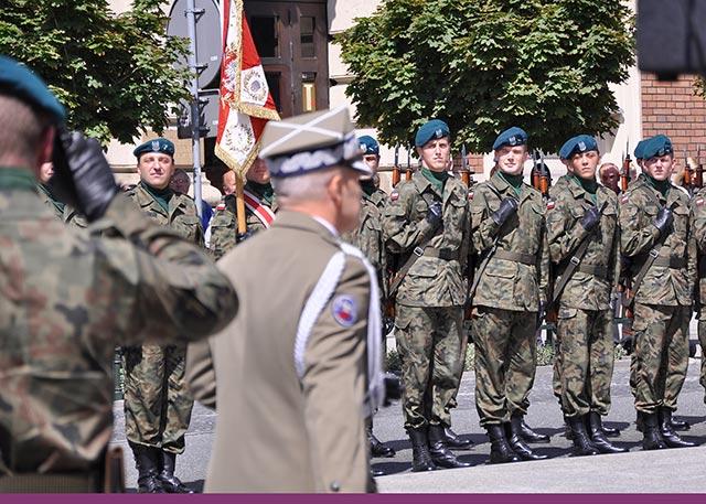 Kraków świętował Dzień Wojska Polskiego