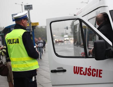 Akcja małopolskiej drogówki ?BUS?