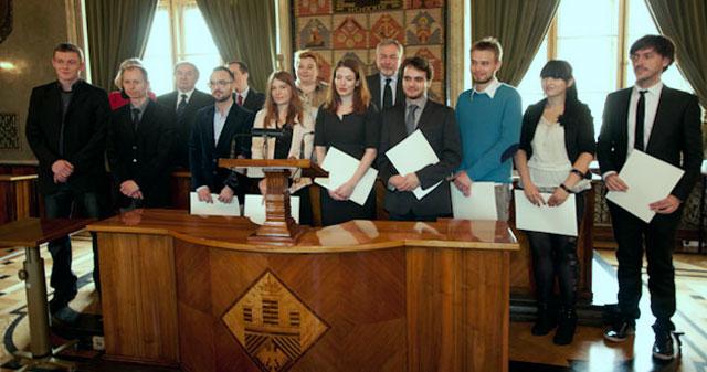 Stypendia Twórcze Miasta Krakowa 2011 [ ZDJĘCIA ]