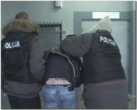 Rozbój na Kurdwanowie - Policja zatrzymała sprawców