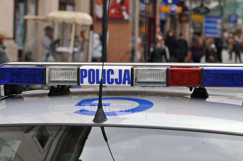 Policjanci odnaleźli 5 kg marihuany oraz 1 kg amfetaminy w samochodzie jadącym w kierunku Krakowa