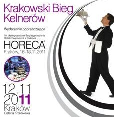 Krakowski Bieg Kelnerów 2011 już jutro [12 listopada, sobota, godz. 11.30]
