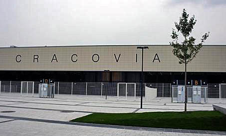 Włosi po raz kolejny wizytowali obiekty Cracovii