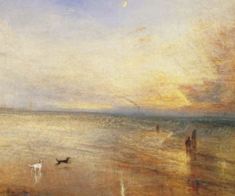 Ponad 46 tysięcy osób obejrzało wystawę obrazów Turnera