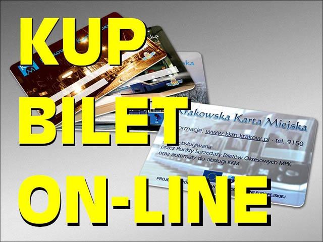 Rusza sprzedaż biletów okresowych przez internet