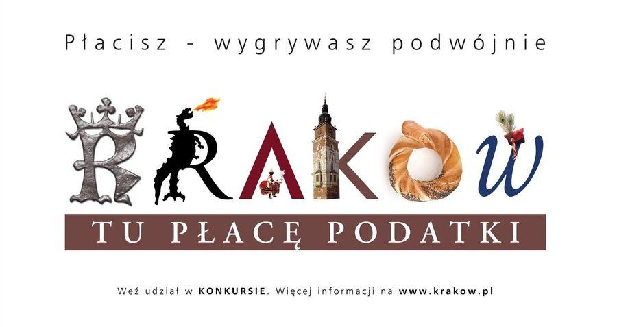 Kraków - tu płacę podatki