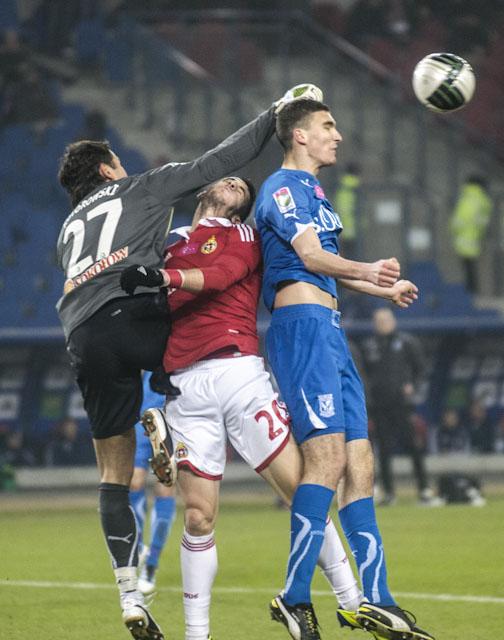 Wisła Kraków vs Lech Poznań [0:0] (zobacz zdjęcia)