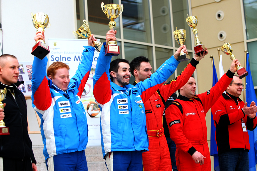 Podwójny sukces LOTOS - Subaru Poland Rally Team
