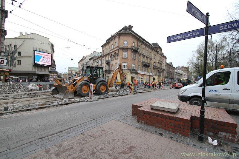 Kraków: ZIKiT podał terminy remontów dróg w roku 2013