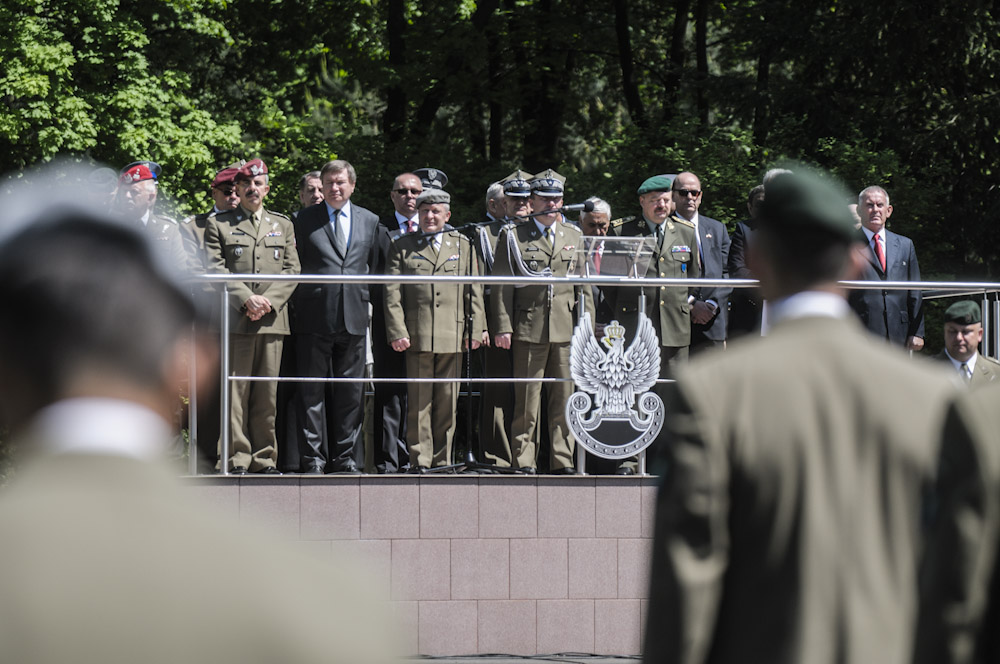 Obchody Święta Wojsk Specjalnych (zobacz zdjęcia)