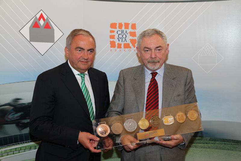 Kraków współorganizatorem mistrzostw świata w siatkówce - Elita siatkarzy w Krakowie