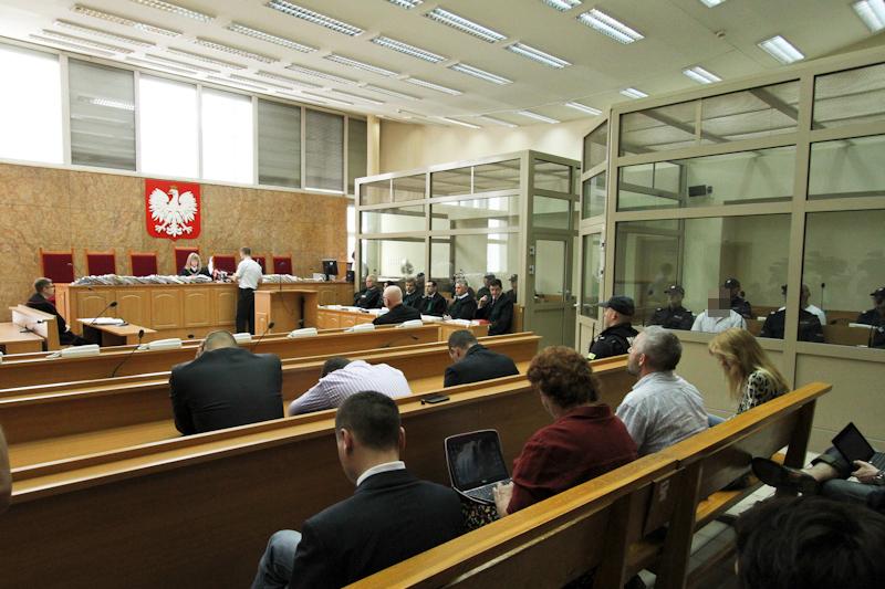Proces oskarżonych o śmiertelne pobicie Tomasza C. rozpoczął się przed krakowskim Sądem