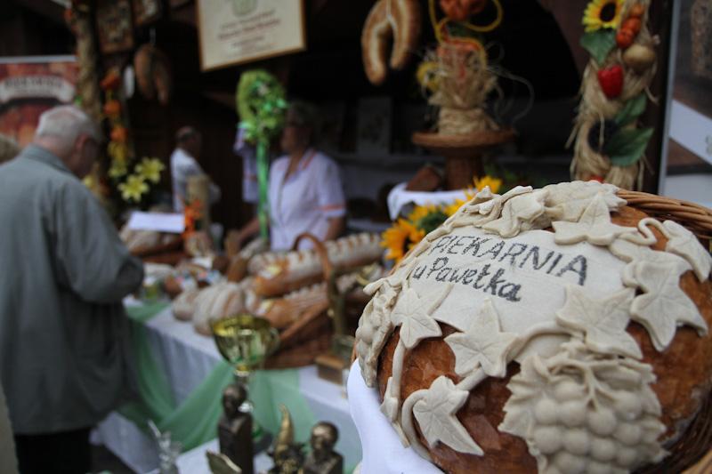 Święto Chleba na placu Wolnica [ zdjęcia ]
