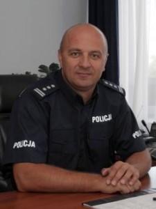 Nominacja generalska Mariusza Dąbka szefa małopolskich Policjantów