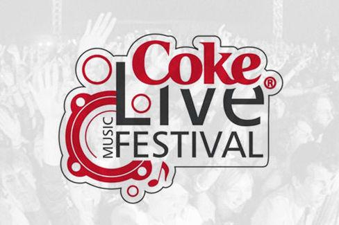 JUŻ W WEEKEND STARTUJE COKE LIVE MUSIC FESTIVAL