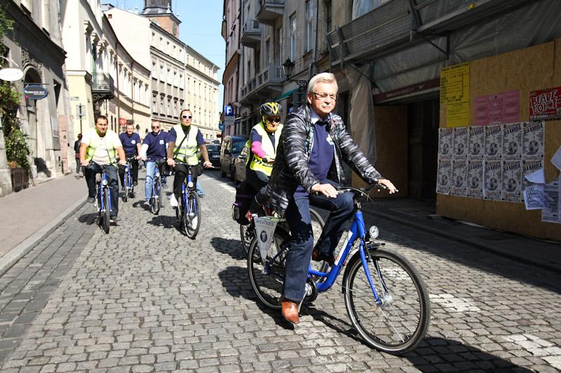 Rusza w pełni krakowski rower miejski ? KMK Bike