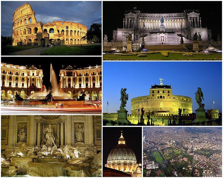 Rzym miastem partnerskim Krakowa
