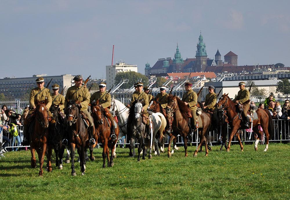 Małopolskie Święto Konia na Krakowskich Błoniach [ zobacz zdjęcia ]