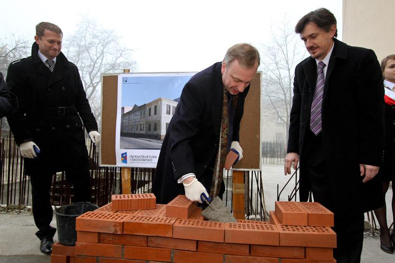 Szkoła Muzyczna doczeka się rozbudowy [ zdjęcia ]