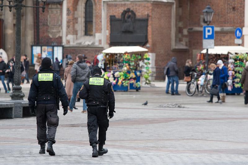 Ruch Palikota: Zbiera podpisy - Chce likwidacji Straży Miejskich -  [video]